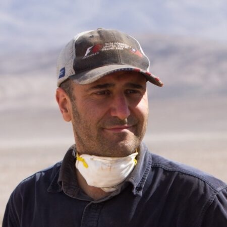 """""""I like the human challenge working and researching in these extreme environments."""" An interview with Alfonso Davila."""