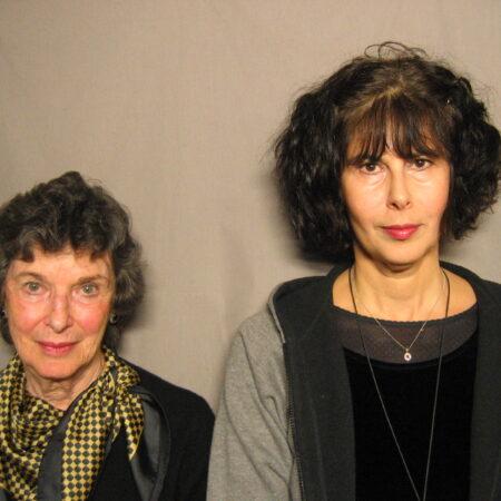 Beatrice  Lewis and Kathryn Adisman