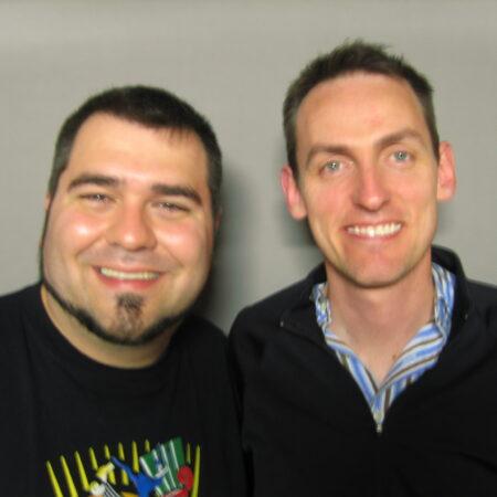 Ed Reggi and Scott Emanuel