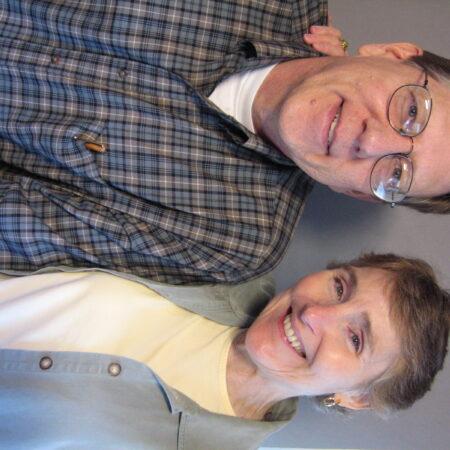 Pat Ogden and Steve Ogden