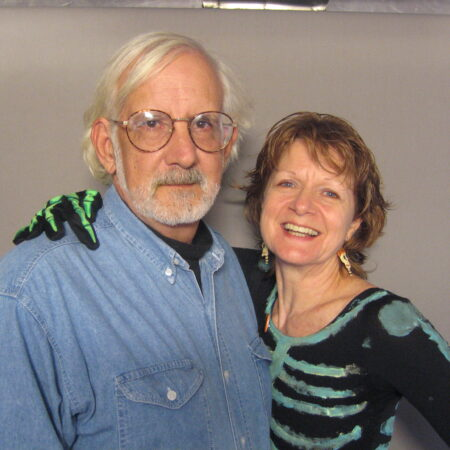 Anthony Doyle and Judith Dierkes