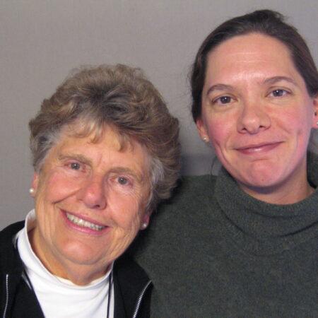 Cecilia Holm  and Susanna Holm