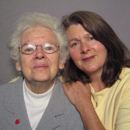 Eleanor Lang and Elaine Cornett