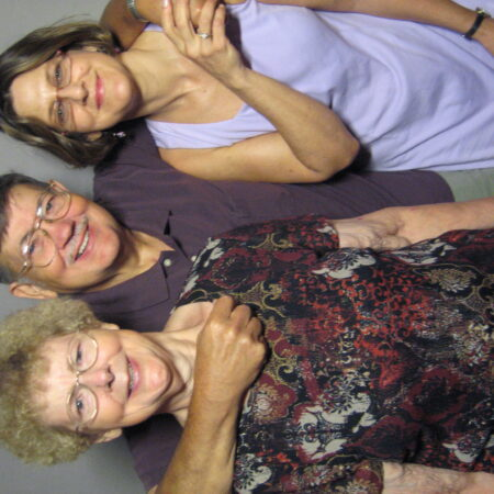 Kenton Allen, Karen Allen Miller, and Kim Allen