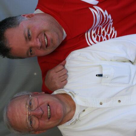 Skip Blunt and Jeff Blunt