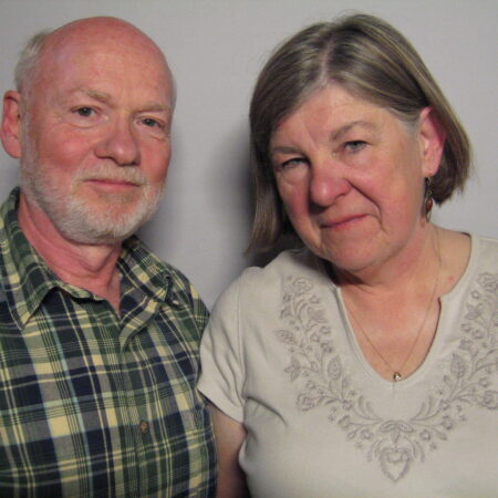 Bill Wade and Mary Anne Wade