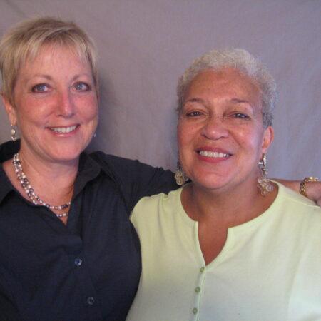 Dolores E. Daluz and Jane Lowey