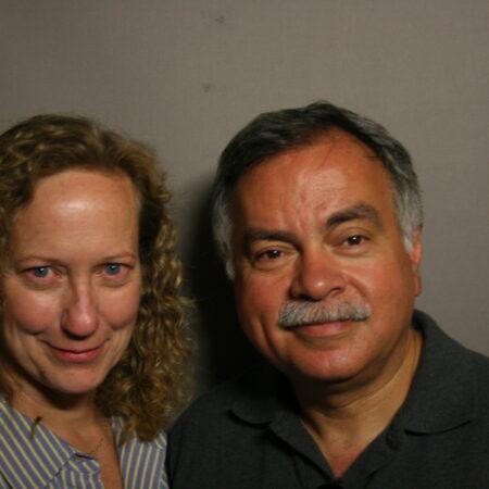 Chris Leontiou and Janet Leontiou