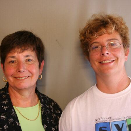 Susan Bronstein and Jamie Bronstein