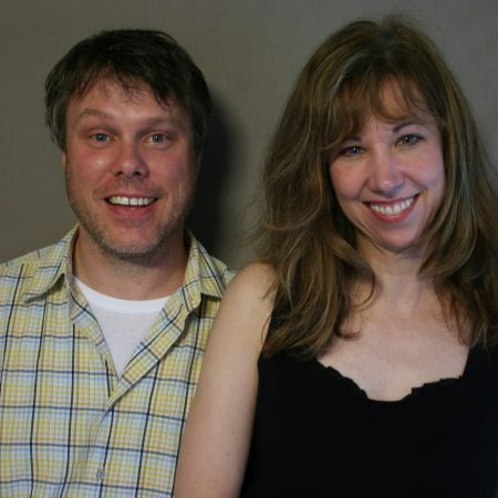 Anne Hamik and Kevin Montgomery