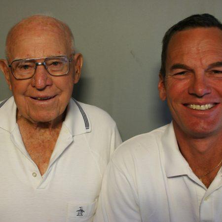 Merril (Mutt) Murray and Samuel D. Schropp