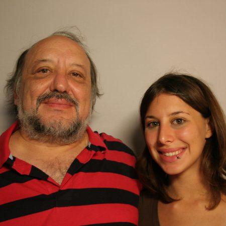 John Blandino and Angeline Catena