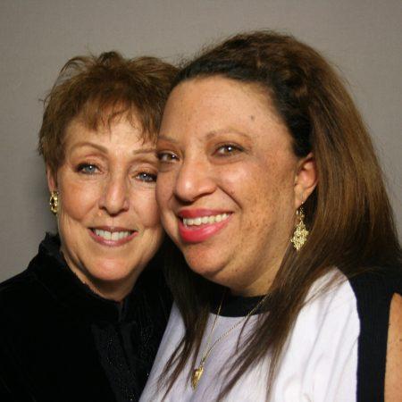 Helene Broomer and Rachelle Broomer