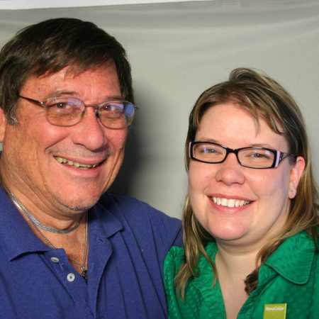 Curtis Gray and Rachel Gray-Castro