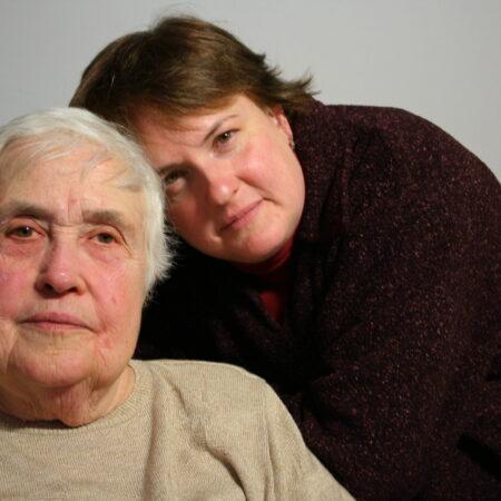 Virginia McCarthy and Mary McCarthy