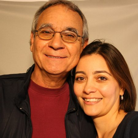 Luis Ibarra and Lucy Podmore