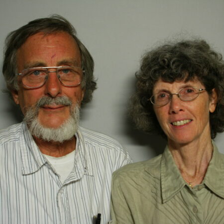 Karl Meyer and Pam Beziat