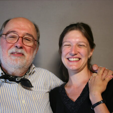 John Thoms and Annie Thoms