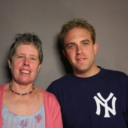 Jeff Stover and Amy  Stover
