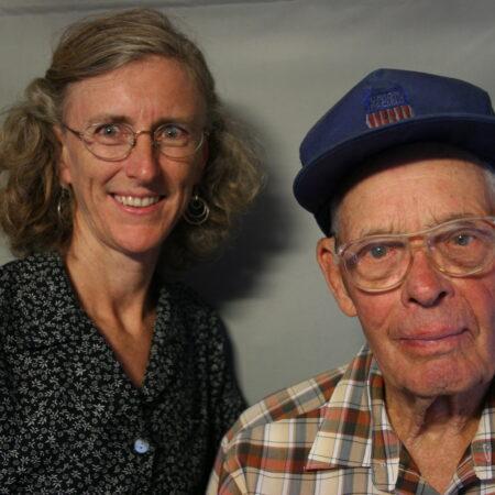 Chuck Worley and Brenda Bafus-Williams
