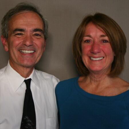 Susan  Andrade and Manuel Andrade