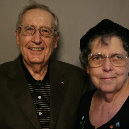 James Desjardin and Gertrude Desjardin