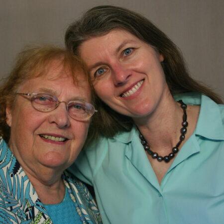 Patricia Kloiber and Kathleen Kloiber Koch
