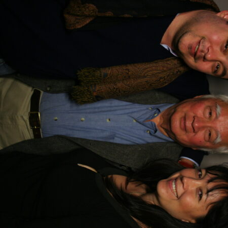 John Hsia, Sarah Hsia, and Jonathan Hsia
