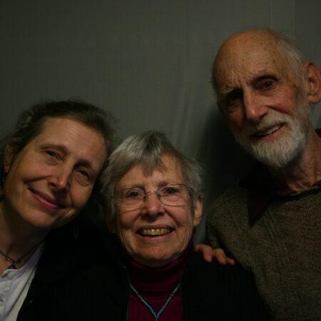 Paul Zorn, Sarah Zorn, and Martha Zorn