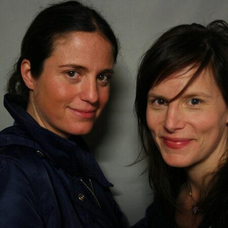 Milena Muzquiz and Stephanie Taylor