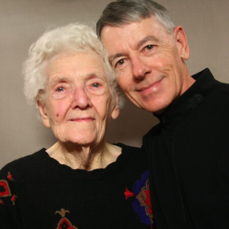 Hazel Wilson and Michael  Wilson
