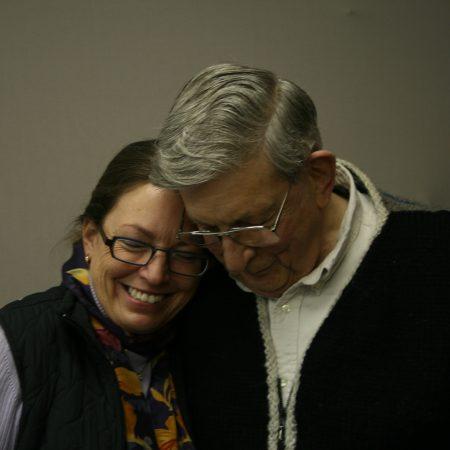 Gary Holthaus and Stephanie Holthaus
