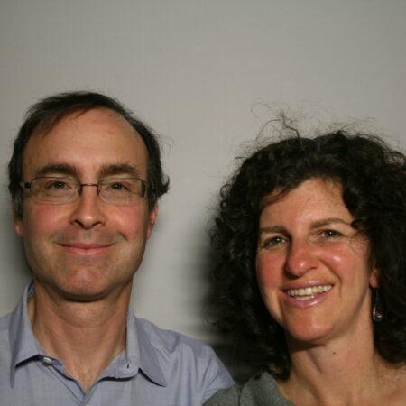 Michael Aronson and Jody London
