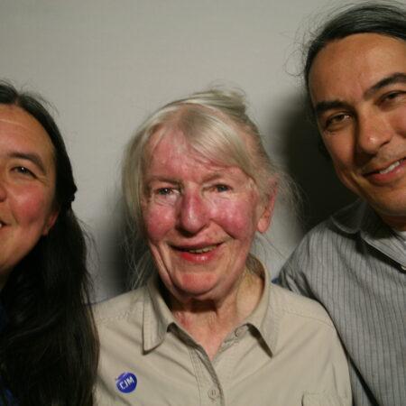 Betty Yuen, Lois Yuen, and Eddie Yuen