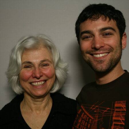 Janet Frost and Daniel Frost