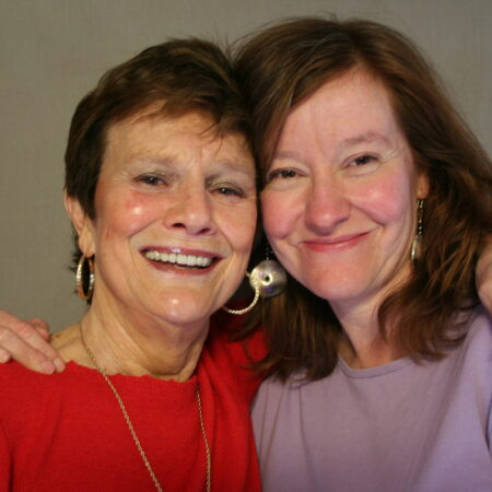 Ann Hartzog Hall and Rebecca Williams