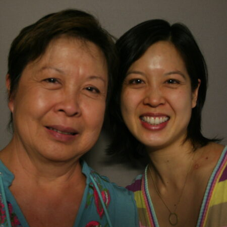 Evelyn  Leong  and Alyssa Cheng