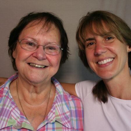 Pauline Curry and Christine Hemmings