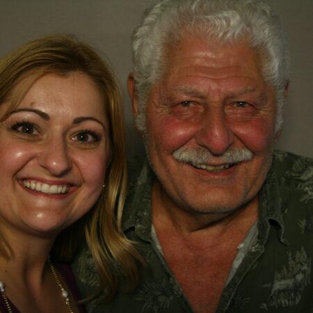 Ara Arakelian and Lisa Forsberg
