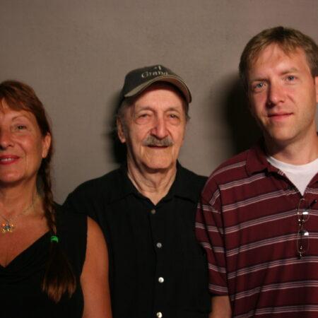 Edward White, Evan White, and Rosina Conforti