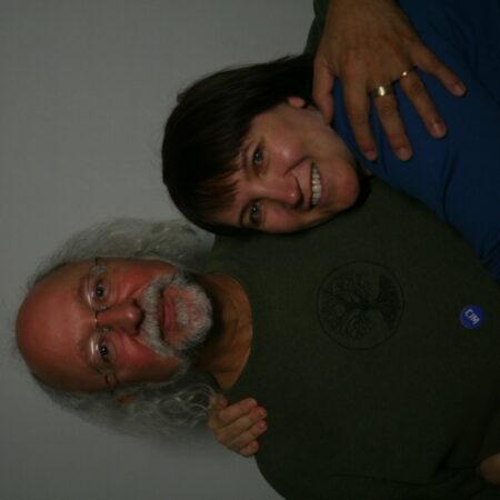 Steven  Forrest and Kelli Fox