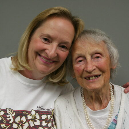 Cecelia Horvath and Debbie Horvath