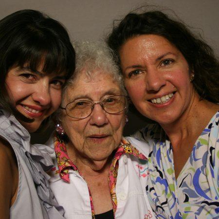 Margaret Hardy, Wendi Rudholm, and Lori  Elsick