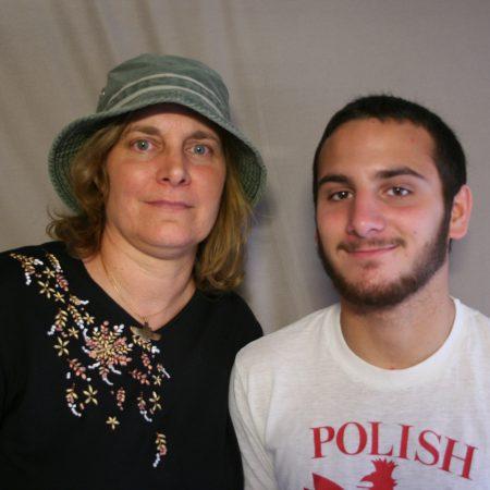 Zand Bakhtiari and Rosemary Bakhtiari