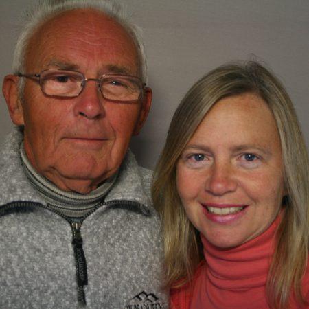 Siegfried Buss and Frieda Nossaman
