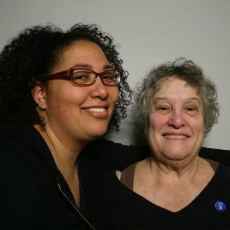 Roberta Zadow and Kira Greer