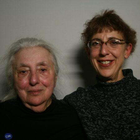 Sophie Broche and Karen Quest
