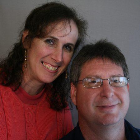 James Thayer and Trecia Vanover