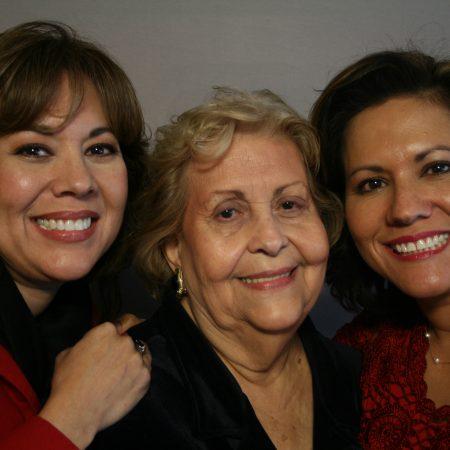 Etelvina Hernandez, Monica Garcia, and Maribel Barrera