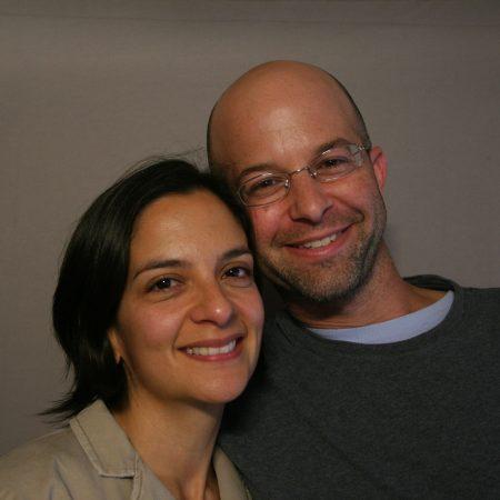 Luz Gomez and David Carter